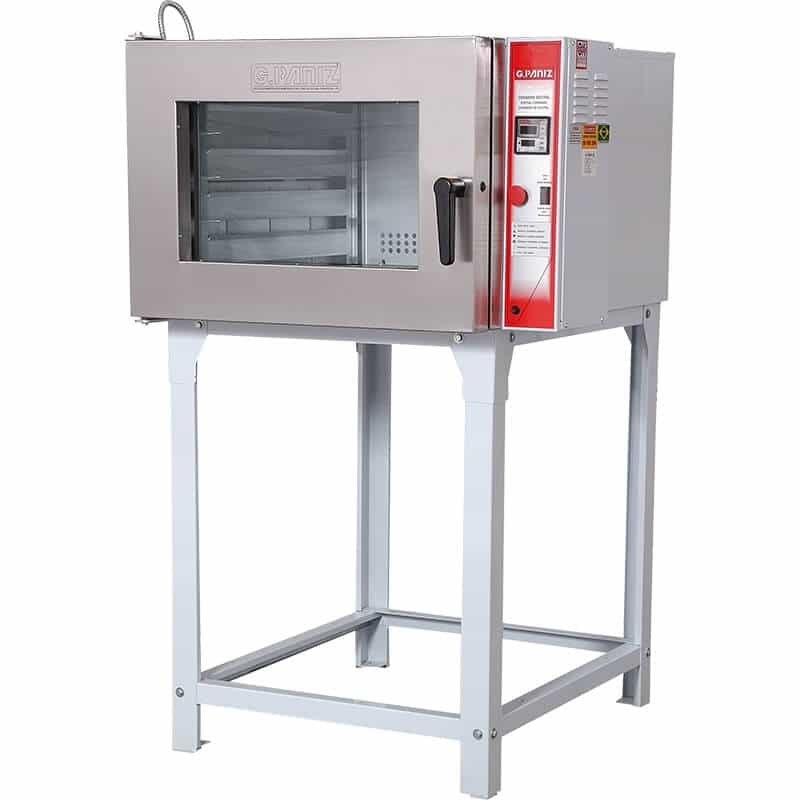 Forno Turbo Gas GPaniz